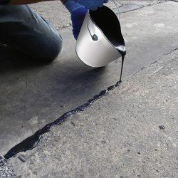 תיקון סדקים בבטון